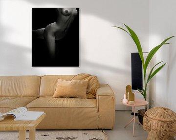 Nackte Frau – Nackte Studie von Jamie Nr. 3 von Jan Keteleer