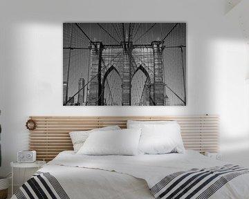 Brooklyn Bridge von Christel Egberts