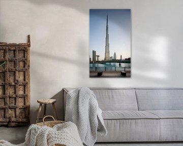 Burj Khalifa van Luc Buthker