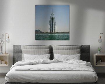 Burj Al Arab Jumeirah van Luc Buthker