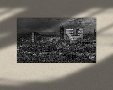 Oud en nieuw in Utrecht van Robin Pics (verliefd op Utrecht)