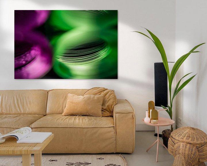Beispiel: Paars Groen von CapturedByMark .