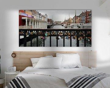Brug Nyhavn van Raymond Hendriks