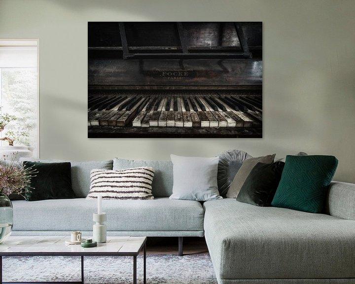 Beispiel: Een oude piano von Steven Dijkshoorn