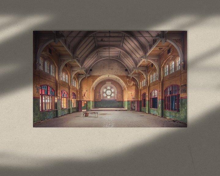 Beispiel: The Gym von Frans Nijland