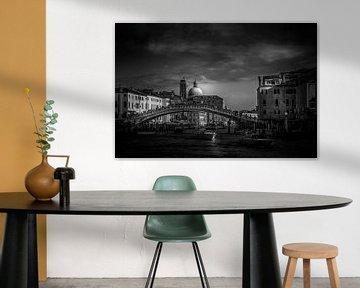 Ponte di Rialto, Venice, Italie. van Willem Van Toor