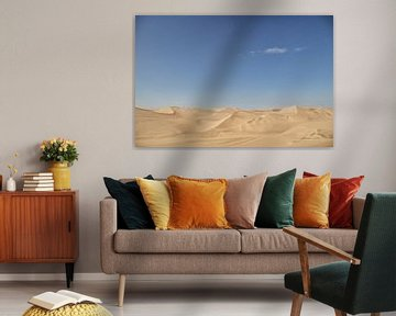 Huacachina van Luc Buthker