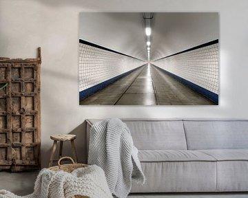 Sint-Annatunnel Antwerpen van Dennis van de Water