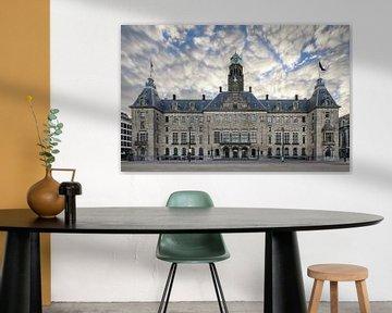 Stadhuis Rotterdam van Luc Buthker