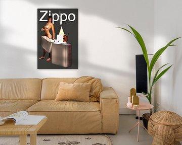Pop Art – Zippo von Jan Keteleer