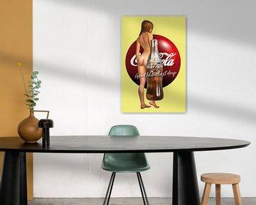 Pop Art – Coca-Cola von Jan Keteleer