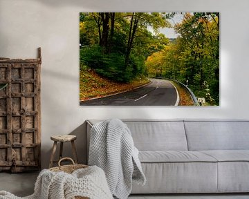 Herfst landschap von Ineke Huizing