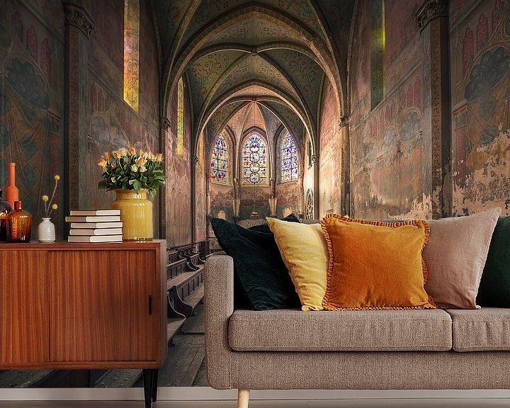 Beispiel fototapete: Lost Faith von Frans Nijland