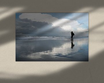 Seascape Hoek van Holland van Esther Ehren