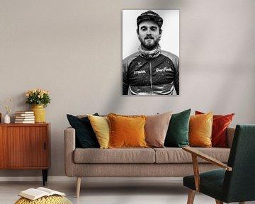 Sander - Raleigh van Léon van Bon - FOR THE LOVE OF MY BIKE