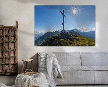 Summit kruis van Walter G. Allgöwer