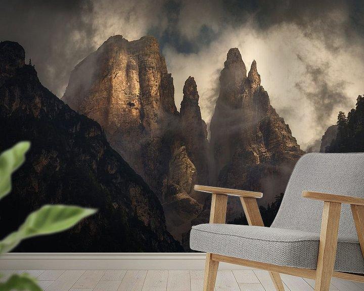 Beispiel fototapete: Wuthering Heights von Daniel Laan