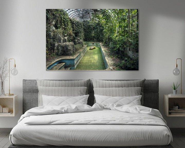 Beispiel: Urbex - Zwembad von Angelique Brunas