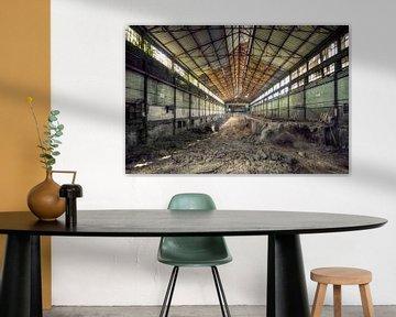 Urbex - Industrie von Angelique Brunas