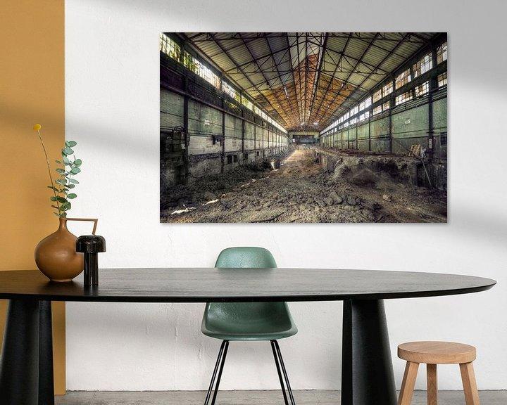 Beispiel: Urbex - Industrie von Angelique Brunas
