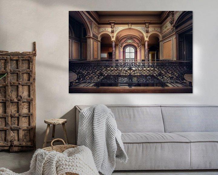Beispiel: Urbex - Chateau von Angelique Brunas