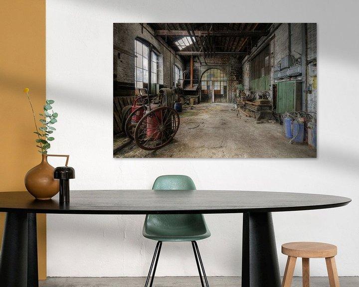 Beispiel: Urbex - Fabriek von Angelique Brunas