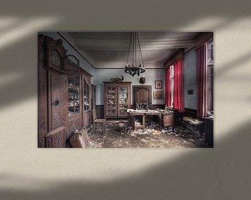 Urbex - Manoir von Angelique Brunas
