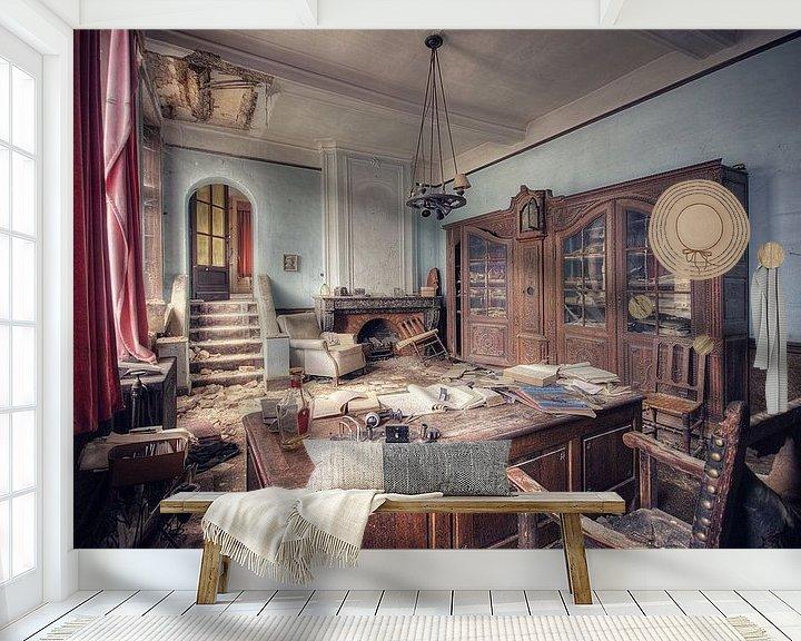 Beispiel fototapete: Urbex - Manoir von Angelique Brunas