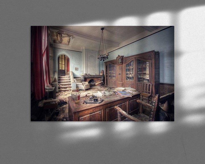 Beispiel: Urbex - Manoir von Angelique Brunas