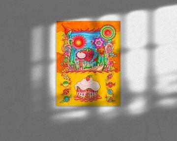 Lolliepop - Kunst voor Kinderen van Atelier BuntePunkt