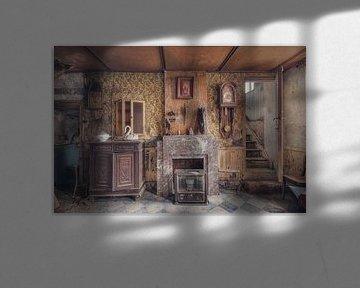 Urbex - Huiskamer von Angelique Brunas