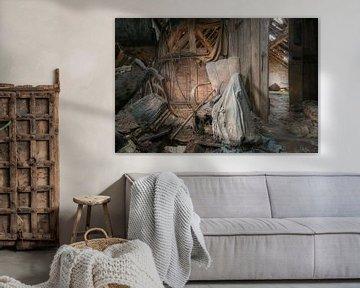Urbex - Zolder von Angelique Brunas