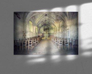 Urbex - Kapel van Angelique Brunas