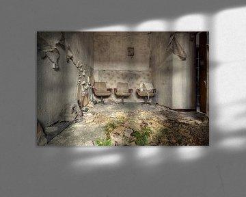 Urbex - Drie van Angelique Brunas