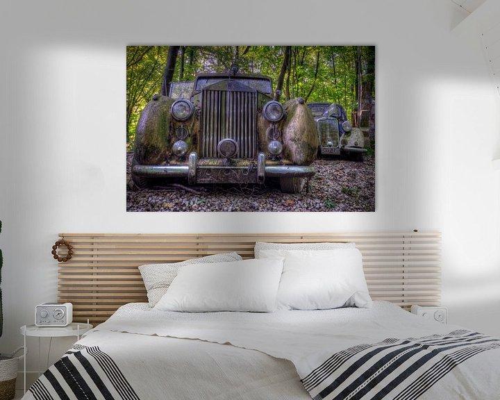 Sfeerimpressie: Rolls Royce van Henny Reumerman
