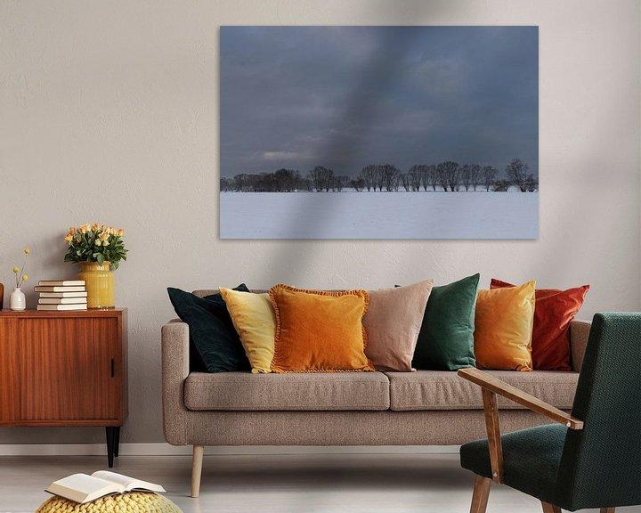 Sfeerimpressie: winter landscape van Koen Ceusters