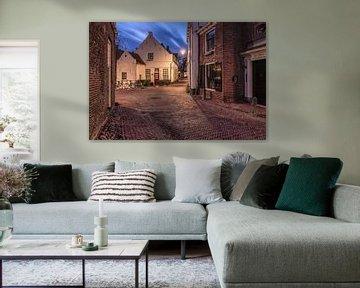 De Muurhuizen met zicht op het Havik von Dennisart Fotografie