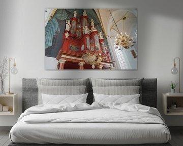 Rudolph-Knol-Orgel - Hasselt von Rossum-Fotografie