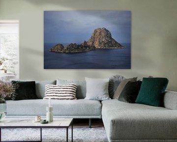 Heilig Eiland Ibiza van Niek van den Berg