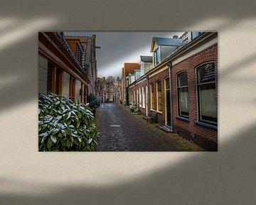 Geest, straatje in Alkmaar von peterheinspictures