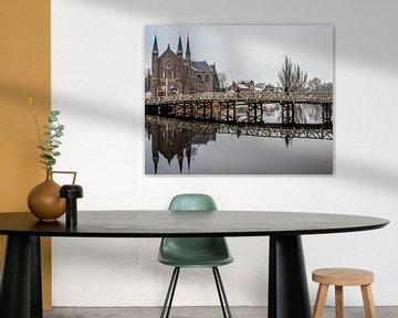 H. Laurentius Kerk in Alkmaar von peterheinspictures