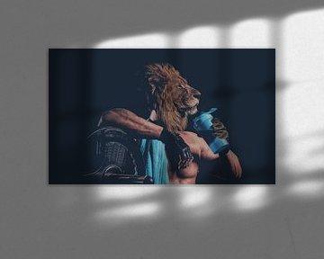 Sport Lion von Frank Batenburg