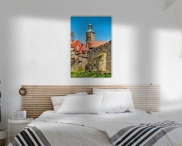 Burg Tzschocha, Niederschlesien von Gunter Kirsch