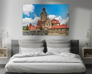 Burg Tzschocha von Gunter Kirsch