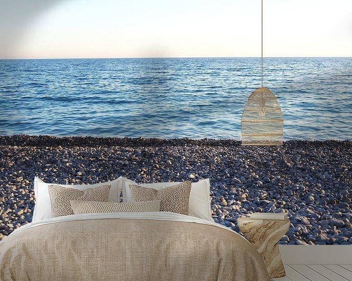 Sfeerimpressie behang: Layers van Dana Marin