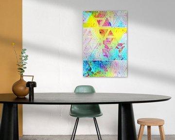 Artistic - XXI - Geometry of Passion von Art Design Works