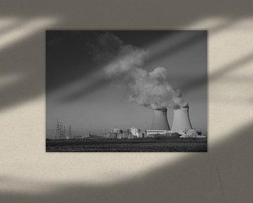 Kernkraftwerk von Linda van der Meer