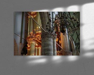 Moreau-orgel - Gouda van Rossum-Fotografie