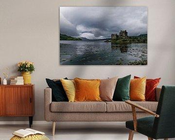 Eilean Donan Castle von Lieke Roodbol
