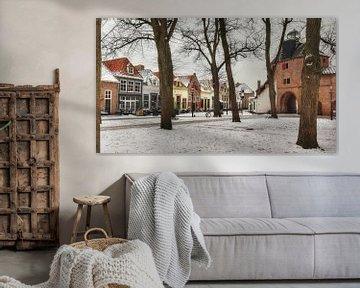 Winters Harderwijk van Nienke Bot